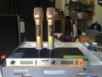 Micro không dây Shure UGX9II chất lượng giá tốt nhất