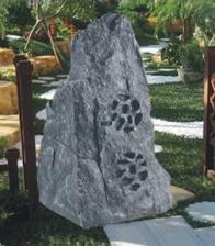 Loa giả đá hình núi OBT 1802N đẹp âm thanh hay nhất