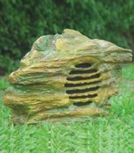 Loa sân vườn giả đá OBT 1802E đẹp âm thanh chất lượng