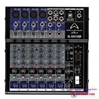 Nguồn gốc, giá bán mixer SL 424 USB chất lượng tốt nhất