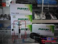 Có nên mua micro có dây Paramax Pro 999 hát karaoke