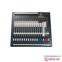 Nguồn gốc, giá Mixer SoundCraft MFX12 chính hãng chất lượng