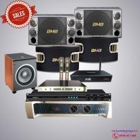 CAOCAP07: Dàn karaoke cao cấp gia đình giá 30 triệu đồng