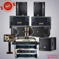 CAOCAP10: Dàn âm thanh karaoke cao cấp chuyên nghiệp uy tín